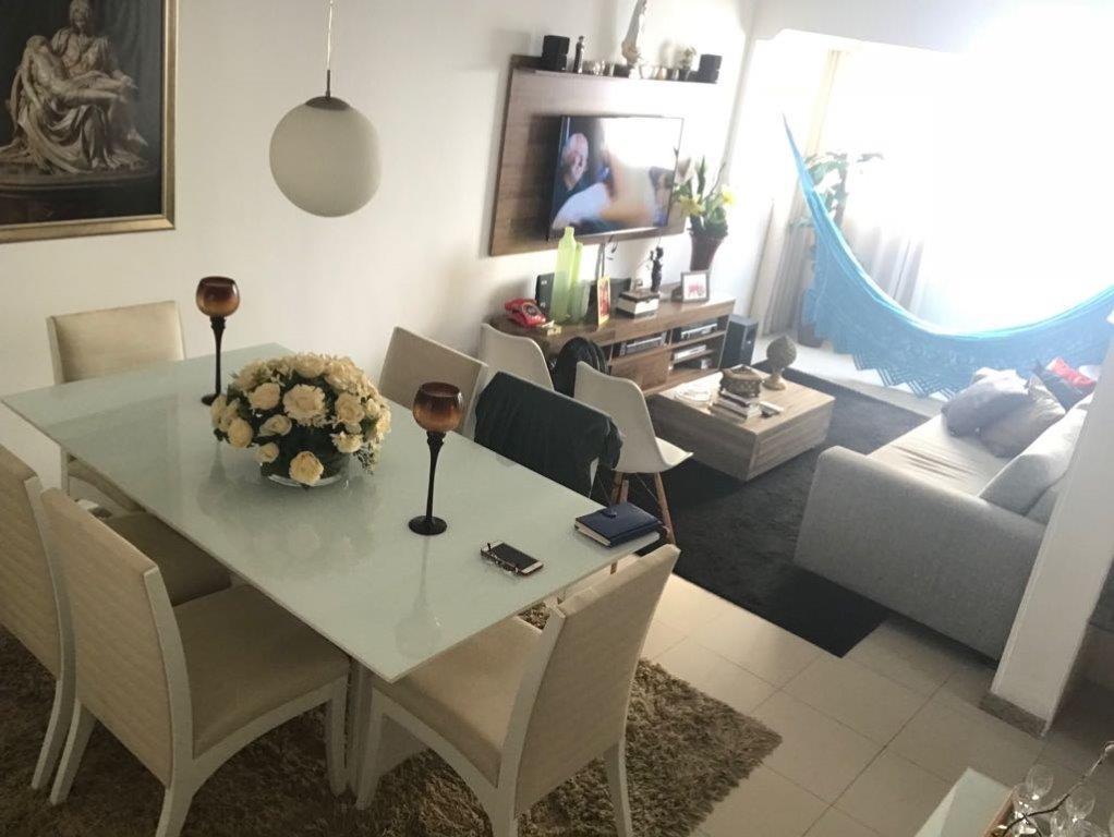 Apartamento em Boa Viagem, 3 quartos com 116m²