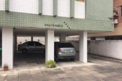 apartamento em Olinda, 2 quartos mais dependência completa