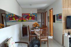 Apartamento em Candeais, 3 quartos 1 suíte