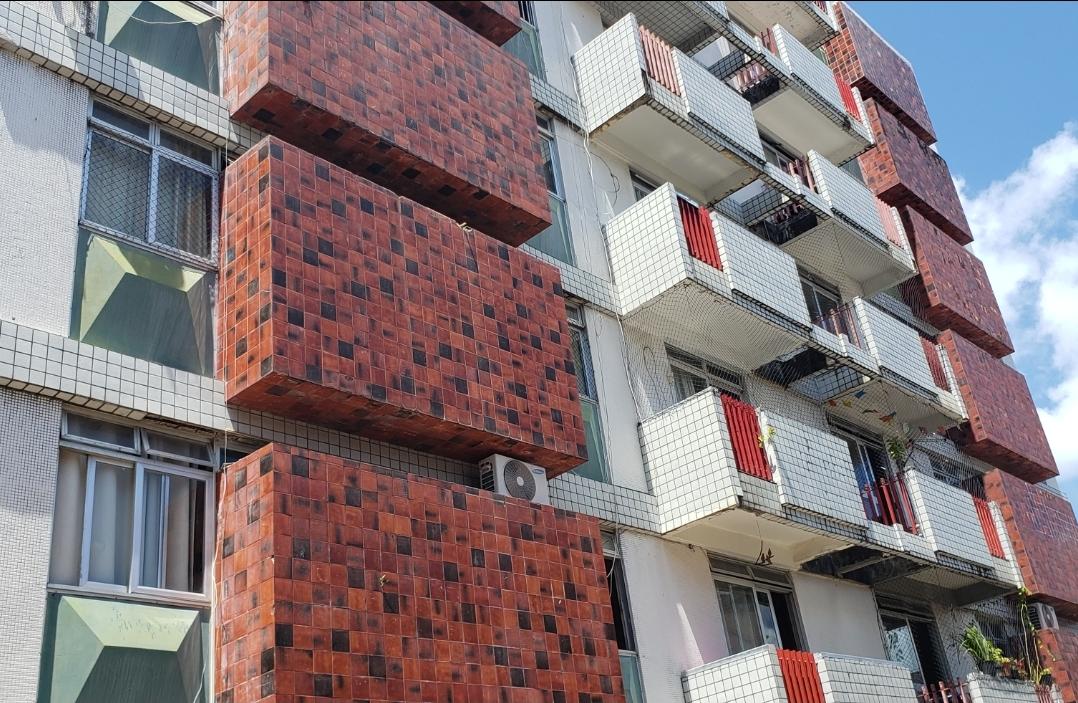 Apartamento para vender na Boa Vista com 3 quartos e elevador